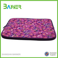 Neoprene wholesale fashion portable sublimation laptop case