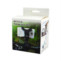 New Smart Universal Bike Bicycle Handle Phone Mount Cradle Holder Cell Phone Support From Alibaba China