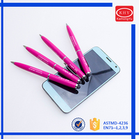 Promotional Durable Use Ball Pen Type Stylus