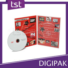 Top Quality Printing and Packaging DVD Case