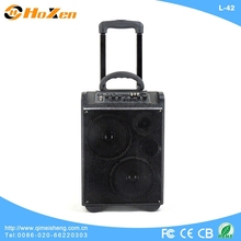 Supply all kinds of 6.5 speaker,portable mp3 speaker,portable speaker support usb flash drive fm radio