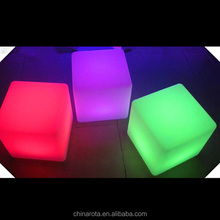 party furniture night club/ outdoor/event/ party led light decoration products decoration