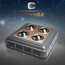 Innovative Design 255W ChloroBA LED Grow Light Full Spectrum Perfectly Replace HPS
