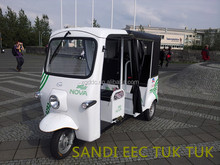 electrical tricycle for passenger