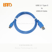 USB 3.1 Type C to USB 3.0 Cable Sync Charging Cable