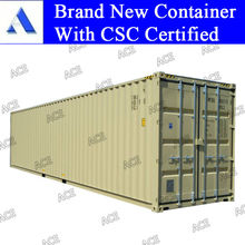 Brand new 40 feet high cube container