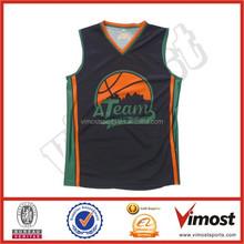 custom sublimation basketball top jerseys 15-4-18-7