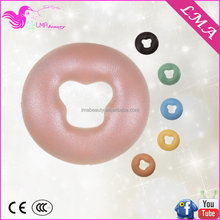 Hotsell new products silica gel memory foam pillow for facial beauty massage bed