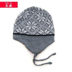 promotional custom knitting patterns children beanie hats
