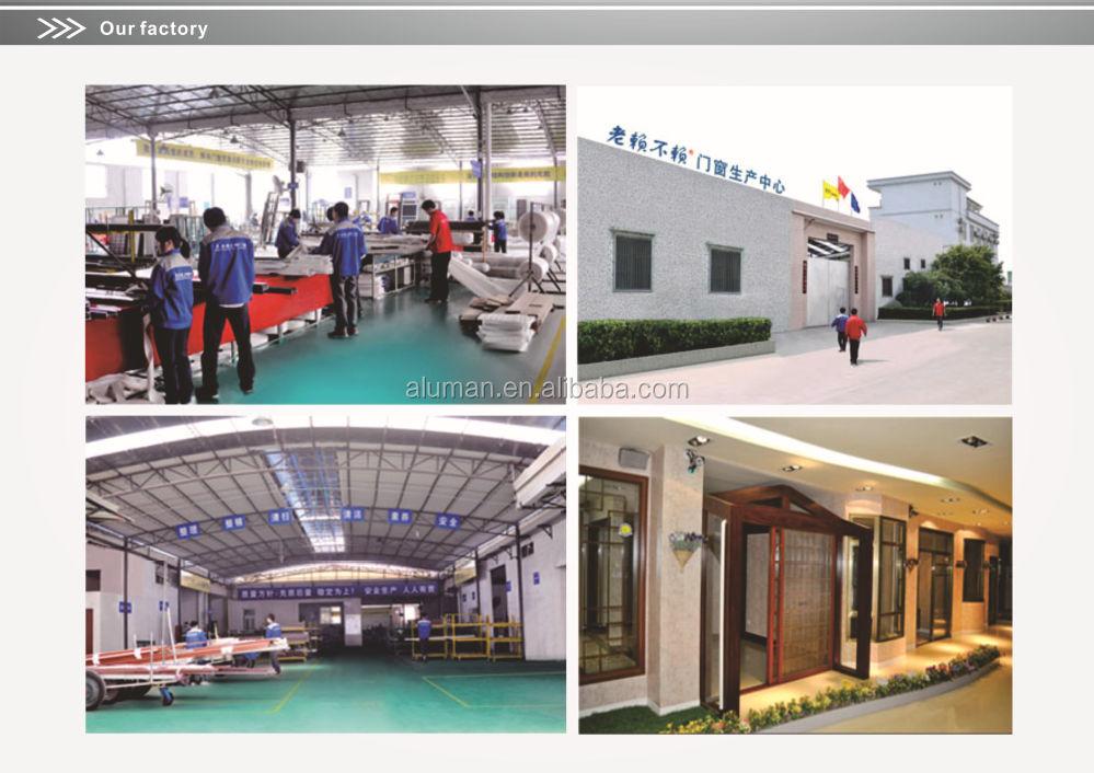 2014 cheap aluminium window grill design made in china