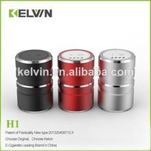 2014 cuota de mercado grande kelvin electrónico original de cristal cachimba bong