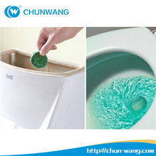 Alibaba china hot sale latest products Blue Eco Toilet Block,Slow Toilet flush cleaner OEM&private label
