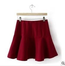 Falda corta para mujeres cintura y delgada