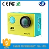 factory price and wholesale waterproof sport dv camera with video output 1920*1080 60fps 1280*720 120fps