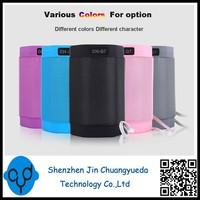 MINI Bluetooth Speaker HF-Q7 Wireless Speaker Portable Sound Box with Mic TF USB FM for Smart Mobile Phone Tablet