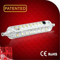 the linear r7s led 118mm dimmable 30w led r7s