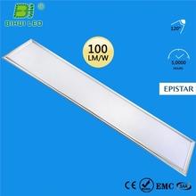 Rental Indoor High Power 300x600 led suspended panel light ce fcc rohs cert