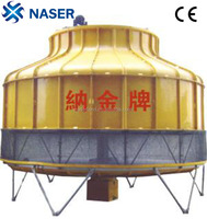 high temperature big Cooling tower/fiberglass cooler
