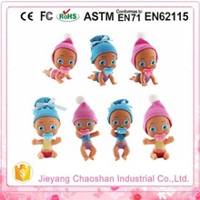 2015 New Hot Sell Baby Toy Mini Black Doll