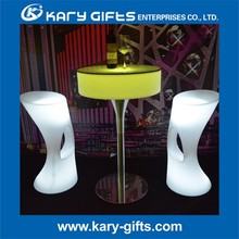Outdoor Furniture Lighting Table For Lounge