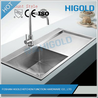 CUPC 18 gauge Used kitchen sinks for sale