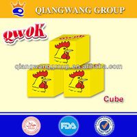 FOR SOUTH AMERICA ,TASTY AMERICA 4G/CUBE HALAL CHICKEN CUBE BOUILLON CUBE BRANDS SEASONING CUBE STOCK CUBE SOUP CUBE