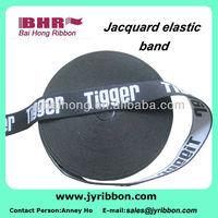 fashion nylon webbing tape nylon jacquard elastic webbing