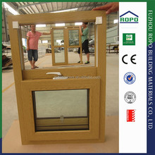 Certificated Approve Safe Material upvc profile windows