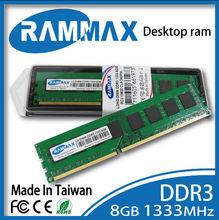 Factory Priced Desktop Part DDR3 1333MHz 8GB ram LO