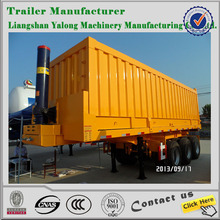 Best-selling in Pakistan 60 Ton tipper truck /3 Axles Dump Semi Trailer