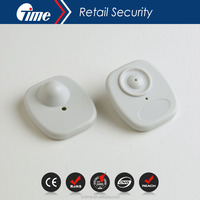 8.2mhz rf secuirty system high quality eas system 8.2mhz clothes store eas security alarm hard tag for clothing ONTIME HD2004c