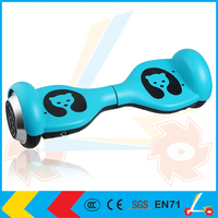 Manufactory Lovely Bear Children Christmas Gift Self-Balance Scooters Electric Skateboard Hove rboard TWO Wheel Scoote