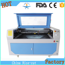 NC-1290 CNC CO2 Laser Cutting Machine Price With Reci Laser Tube paintball gun laser engraver