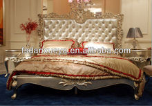 danxueya single bed design with competitive price bedroom furniture new style