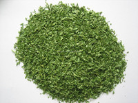 freeze dried parsley leaves