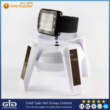 LED Solar Display Rotating Stand for Smart Watch