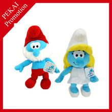 Cute plush toy recordable sound for kids