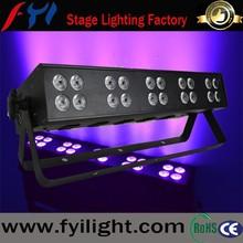 New model black light 20 pcs 3w LED UV/Black light/Violet BAR
