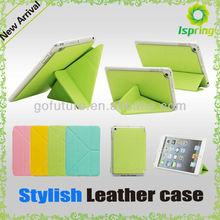 2013 factory supply, custom for smart cover ipad mini