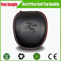 factory price waterproof eva pu headphone protective case