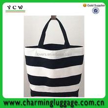 cotton canvas duffel bag high quality new fashion duffel canvas overnight bag