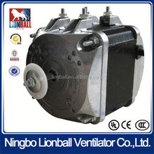 With 35 years experience YJF shaded pole 26mm refresh air condensor ventilation 110/220v fan single phase motor