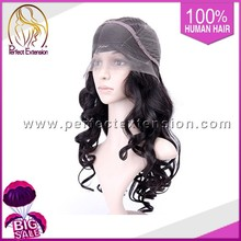 100% Human Hair Full Lace Wig, Afro Kinky Human Hair Wig, Indian Women Hair Wig