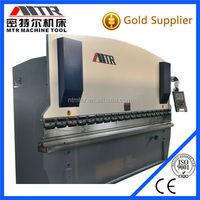 Hydraulic metal press brake machine price(WC67Y-100/3200)