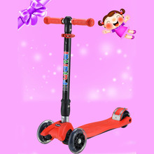 2015 new arrival pro 4 wheel scooter for kids with CE certificate