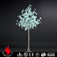 acrylic christmas ornaments window display decorations tree