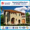 Landscaping Low Prices Prefab Real Estate Houses for Sale in Turkey