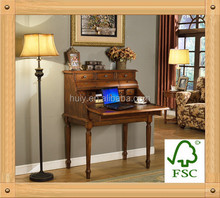 Hot selling high taste of home office Wooden Computer Desk