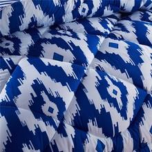sewing machine 2015 new design wholesale microfiber winter quilt