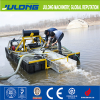 Qingzhou Julong Best selling mini dredge for sale